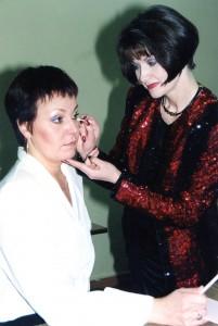 Визажист-стилист Ирина Дельфей