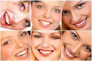 Мимика лица и улыбка