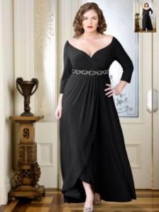 Стиль и мода для полных женщин